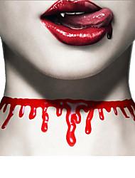 Pour Halloween Rouge Plastique d'ingénierie Accessoires de Cosplay Halloween