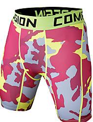 Herrn Laufen Schnitt Shorts/Laufshorts Leggins Atmungsaktiv Rasche Trocknung Videokompression Komfortabel SchweißableitendFrühling Sommer