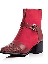 Women's Boots Fall /Platform / Snow Boots / Fashion Boots / Motorcycle Boots /Gladiator / Basic Pump / Comfort /