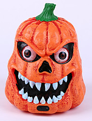 1PC Halloween Lamp Stare Smiling Face  Induction Lamp Horror Ghost Ghost Head Lamp Pumpkin Lamp