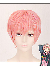 Cosplay Hairstyle Japanese Harajuku Short Length Natural Wigs - THE ANIMATION MUTSUKI HAJIME  Six Gravity February
