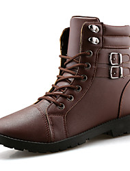 Men's Boots Spring / Fall / Winter Work & Safety / Comfort / Combat Boots Canvas / Tulle Outdoor / Athletic / Casual