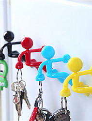 Small Refrigerator Magnet Climbing Keychain Wall Climber Small Lux Super Key Small Magnetic Suction
