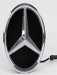 mercedes luce modificato led