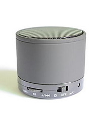 Mini Speaker Portable Stereo Camera Wireless Subwoofer Small Steel Gift