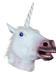 Halloween Masks Unicorn Holiday Supplies Halloween 1Pcs