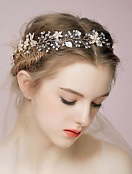 Women's Rhinestone / Alloy Headpiece-Wedding / Special Occasion / Casual / OutdoorHeadbands / Hair Stick / Hair