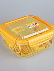 Premium Plastic Bread Box for Food Storage
