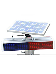 Super Powered Solar Traffic LED Warning Lamp Supplier