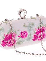 Women Poly urethane Event/Party / Wedding Evening Bag