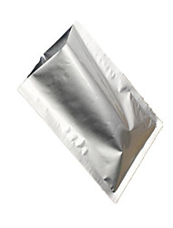 Trilateral Seal Vacuum Of Pure Aluminum Foil Ziplock Bags A Pack Of Ten Tea Bags 10 * 15 To 20 Wire