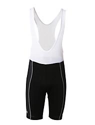 Cycling Bib Tights Men's Quick Dry / Wearable Bike Bib Shorts / Bottoms Spandex / Polyamide Patchwork Summer / Fall/AutumnLeisure Sports