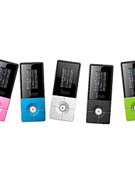 IQQ L9 Mini MP3 Player Recording Pen Putting Lovely Sports Type 8Gb Long Standby