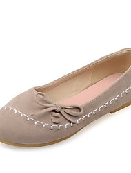 Women's Flats Spring / Summer / Fall / Winter Basic Pump / Styles Chiffon / Linen / Denim / LeatheretteWedding