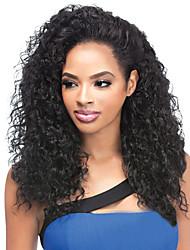 Черный парик Парики для женщин Черный Карнавальные парики Косплей парики