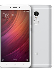 "Xiaomi Redmi Note 4 5.5 "" Android 6.0 Celular (Chipe Duplo Deca Core 13 MP 2GB + 16 GB Prateado / Dourado)"