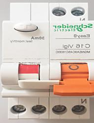 micro-off protection contre les fuites de commutateur d'air MGN ea9c45c1630c EA9 dpn C16A