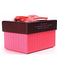 cadeau paquet boîtes spécifications 9cm * 6.5cm * 5.8cm 2 conditionnés pour la vente