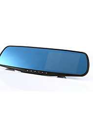 Rear View Mirror Drive Recorder Single Lens 1080P Ultra High Definition Night Vision Parking Monitoring