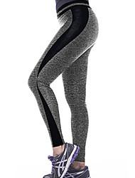 Для женщин Для женщин С перекрещивающимися элементами Legging,Полиэстер / Спандекс
