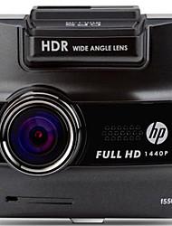 hp enregistreur de trafic f550g hd 1440p véhicules intelligents surveillance de stationnement