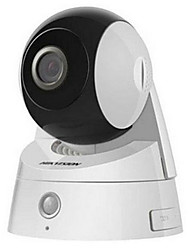 Hikvision CMOS DS-2CD2Q10FD-IW Day And Night Dome Network Camera 1MP/3D IP Camera