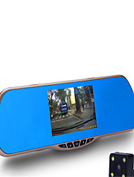 Patrick Tachograph Single Lens HD Night Vision Mirror Cloud Electronic Dog Automatic Upgrade WeChat Car