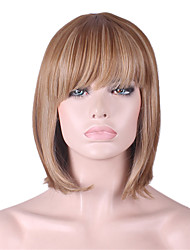 Fashion Women Highlights Short Hair BOBO Hair Wigs  Japan and Europe and the United States Set a Wig