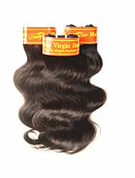 malaysian virgin hair body wave 300g 6pcs for one head 7a malaysian human hair color natural hair