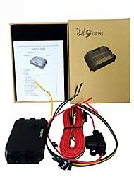 U9 pequena GPS Tracker veículo cortado / eletricidade cálculo geo-fence milhagem de gasolina