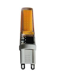 3 G9 Luminárias de LED  Duplo-Pin T 1 COB 300 lm Branco Quente / Branco Frio Decorativa AC 220-240 V 1 pç