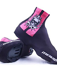 Cycling Shoes Unisex Mountain Bike  Road Bike Boots Anti-Slip  Wearproof  Fast Dry  Waterproof  Breathable Pink