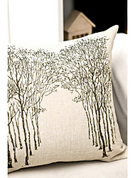 1PC Household Articles Back Cushion Novelty Originality Fashionable Floral Novelty Pillow Case