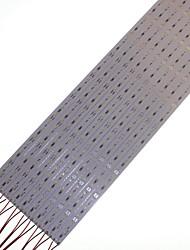 10 x 50cm 4014smd led 6w blanc froid 6000-6500K 600-800lm rigide conduit DC12V de lumière de bande dure