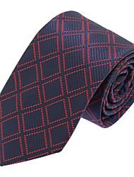 Polyester Silk Casual Men Necktie Tie for Wedding Party
