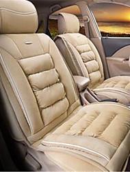 подушки сиденья автомобиля вниз сезона хлопка плюша подушки общие поставки автомобильных интерьеров