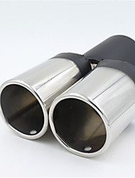 Automobile General Tail Throat Stainless Steel Exhaust  Modified Muffler