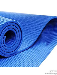 PVC Yoga Mats 61*10*10 Milieuvriendelijk 1.5 Lichtblauw 无款号