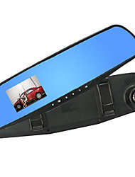 Rear View Mirror Vehicle Recorder HD Ultra Thin Blue Light Car Insurance Gift Vehicle