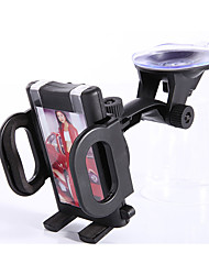 Navigation Device Luhang Mobile Phone / Universal Suction Cup Bracket Frame 360 Rotary Bracket For Automobile