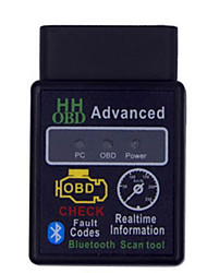 OBD Advanced ELM327 Bluetooth HH Vehicle Detector