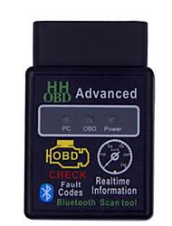 DAB avanzado detector de vehículos elm327 bluetooth hh