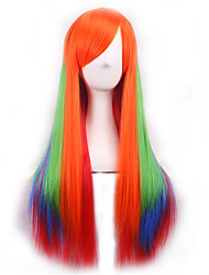 Gradient of The Original SuFeng AMO Model in the Japanese Anime Wigs