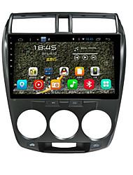 Honda máquina gps DVD del coche nuevo navegador de sistema androide pantalla capacitiva de 10.2 pulgadas