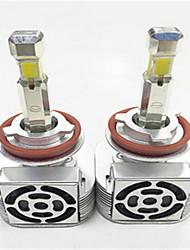 automobile à double température de couleur de lampes led