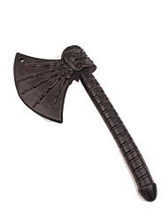 Pour Halloween Pirate Fête / Célébration Déguisement Halloween Noir Couleur Pleine Plus d'accessoires Halloween UnisexePlastique