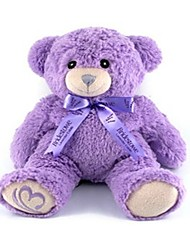 Cute Lovely Mini Lavender Bear Teddy Bear Plush Toy Doll Kids Lover Gift for Birthday Valentine's Day