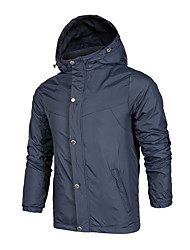 Windproof Breathable Waterproof Jacket Windbreaker Jacket men's Casual Sportswear