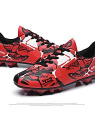 Femme-Sport-Bleu / Vert / Rouge-Talon Plat-Others-Chaussures d'Athlétisme-Similicuir