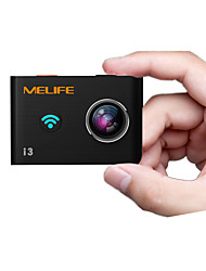 Melife® Inspiration-i3 Sports Action Camera 14MP 4032 x 3024WiFi / Waterproof / Convenient / wireless / Anti-Shock / Dust Proof / Wide